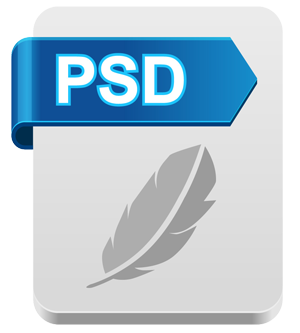 Download PSD/PHOTOSHOP Version of Logo