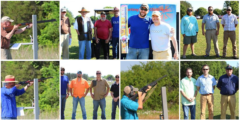 Sporting Clays Challenge Cup Event Photos