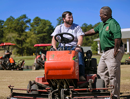 Golf and Recreational Turf Management at East Mississippi Community College